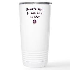 Hematology's a BLAST! Travel Coffee Mug
