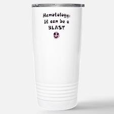Hematology's a BLAST! Travel Mug