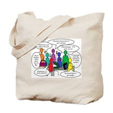 National Lab Week, Team Humor, Tote Bag