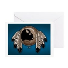 First Nations Native Art Greeting Cards