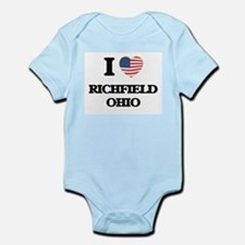 I love Richfield Ohio Body Suit