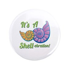 It's A Shell-Ebration! Button