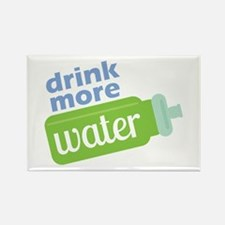 Drink More Water Magnets