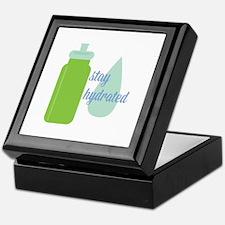 Stay Hydrated Keepsake Box