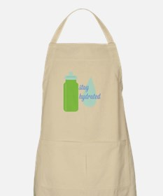 Stay Hydrated Apron