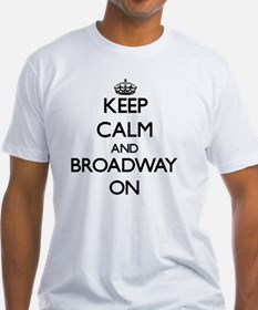 Keep Calm and Broadway ON T-Shirt