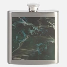 The galaxy in flame Flask