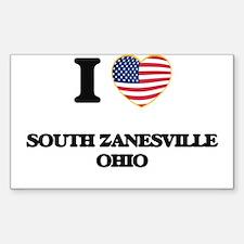 I love South Zanesville Ohio Decal