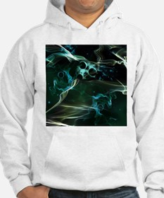 The galaxy in flame Hoodie