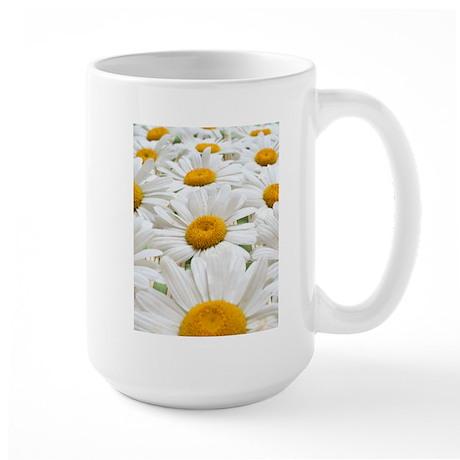 Daisy 01 Large Mug