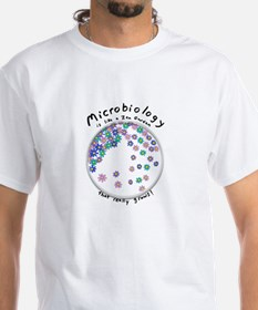 Microbiology is a Zen Garden T-Shirt