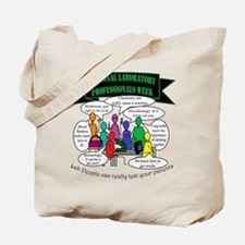 National Laboratory Week Tote Bag