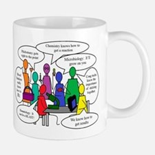 Laboratory Team Humor Small Small Mug