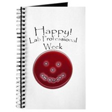 Smiling Petri Dish Journal
