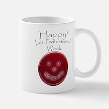 Smiling Petri Dish Mugs