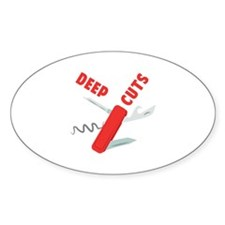 Deep Cuts Decal