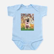 Spring / Pug Infant Bodysuit