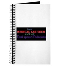 Test Your Patients Journal