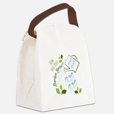 Your Garden Grow Canvas Lunch Bag