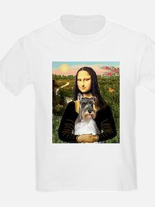 Mona's Schnauzer T-Shirt