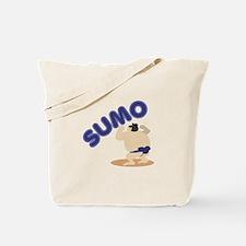 Sumo Wrestler Sumo Tote Bag