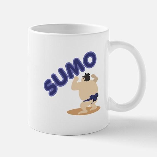 Sumo Wrestler Sumo Mugs