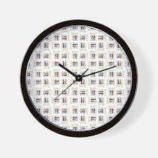 I UNFRIEND YOU Wall Clock