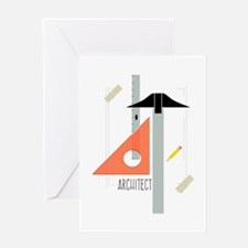 Architect Greeting Cards