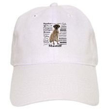 Mastiff Traits Baseball Baseball Cap