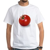 Tomato Mens White T-shirts