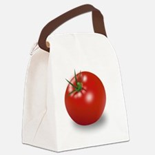 Red tomato Canvas Lunch Bag