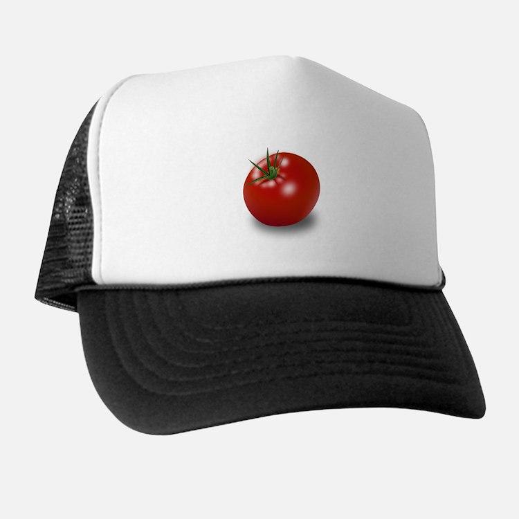 Red tomato Trucker Hat