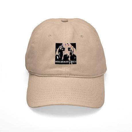 Weimaraner Nation Cap