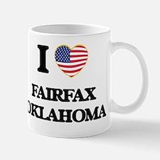 I love Fairfax Oklahoma Mug