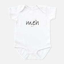 meh -  Infant Bodysuit