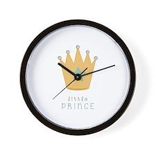 Little Prince Wall Clock