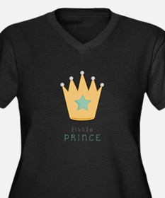 Little Prince Plus Size T-Shirt