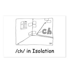 /ch/ in Isolation Postcards (Package of 8)