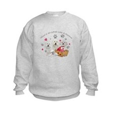 No Love Like A Maltese Sweatshirt