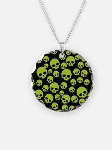 Cute Skulls Necklace