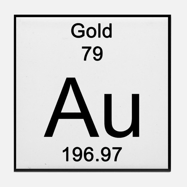 Gold»the essentials [WebElements Periodic Table]