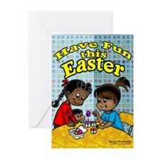 Have Fun this Easter Greeting Cards (Pk of 10)