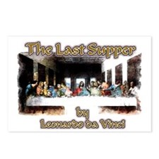 "Leonardo da Vinci's ""The Last Postcards (Package o"