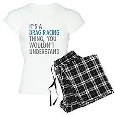 Drag Racing Thing Pajamas