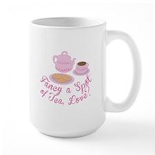 Fancy a spot of tea,love Mugs