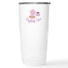 English Tea Travel Mug