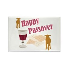 Happy Passover Magnets