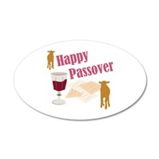 Happy Passover Wall Decal