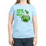 Here For The Beer! Women's Light T-Shirt