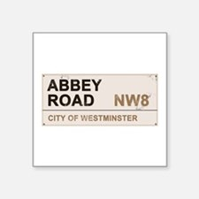 "Abbey Road LONDON Pro Square Sticker 3"" x 3"""